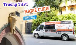 Lắp đặt loa P.A TOA CS-304 âm thanh trường học Marie Curie, HCM