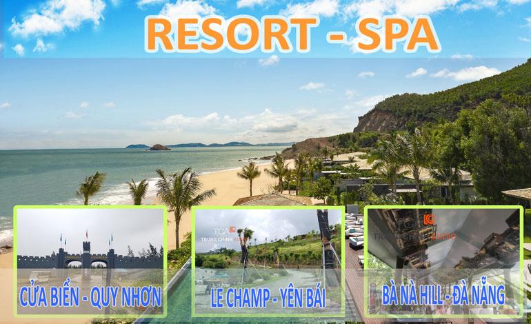 Âm thanh Resort - khu nghỉ dưỡng, vui chơi giải trí