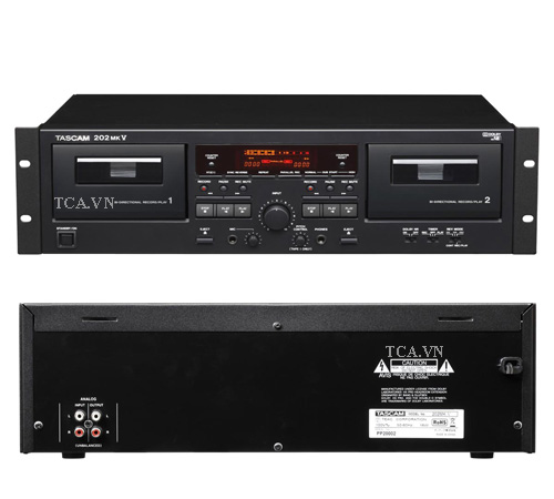 MD-CD-Cassette 202mkV-TASCAM, MD-CD-CASSETTE TASCAM, BÁN MD-CD-CASSETTE