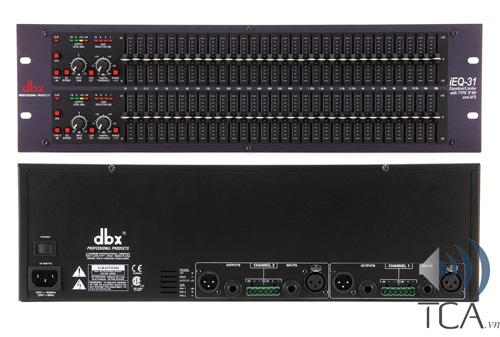 Equalizer DBX iEQ31