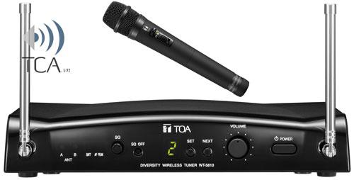 Micro không dây TOA UHF WT5810+WM5225